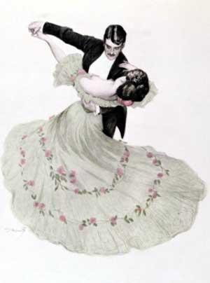 Студия танцев проводит персональное